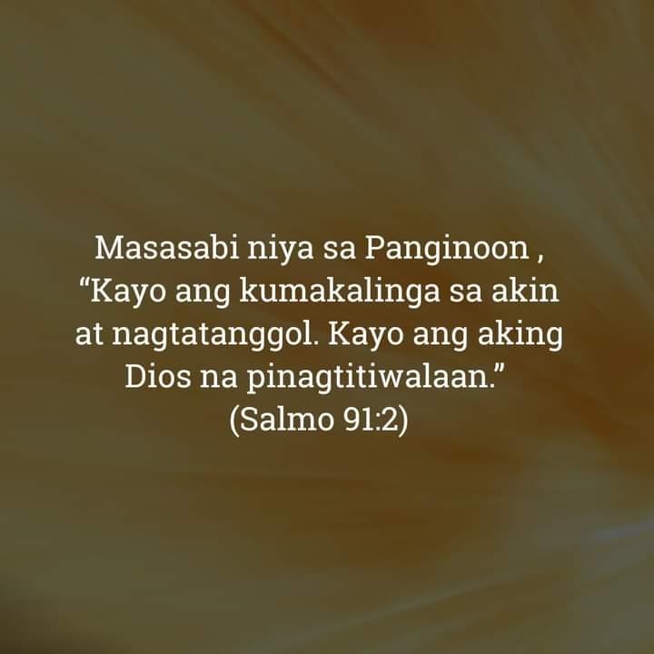 Salmo 91:2, Salmo 91:2