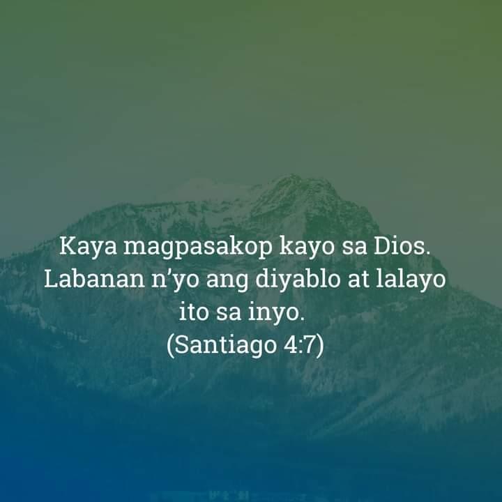 Santiago 4:7, Santiago 4:7