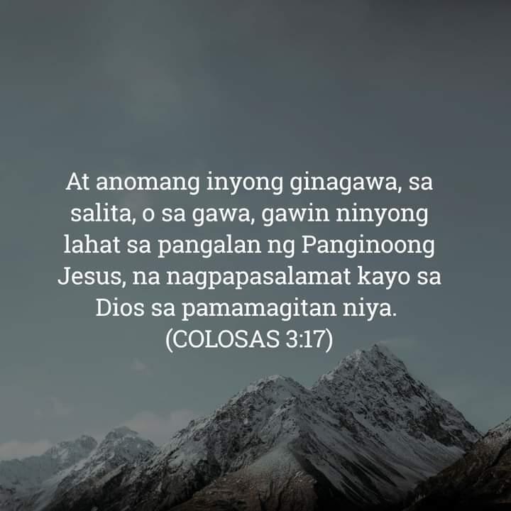 Colosas 3:17, Colosas 3:17