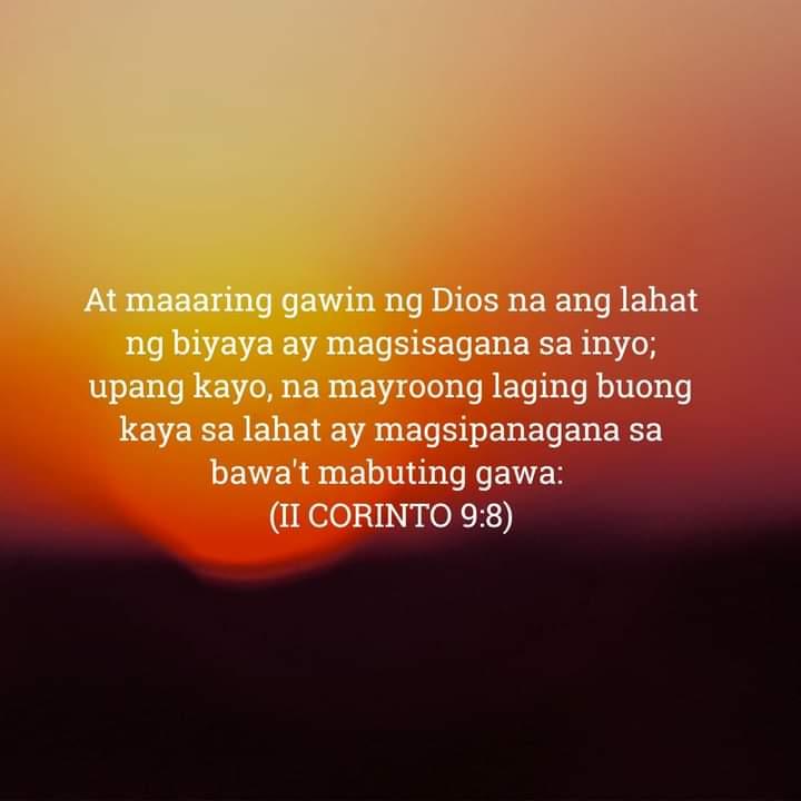 2 Corinto 9:8, 2 Corinto 9:8