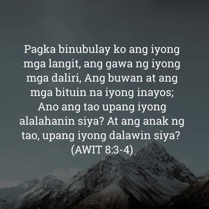 Awit 8:3-4, Awit 8:3-4
