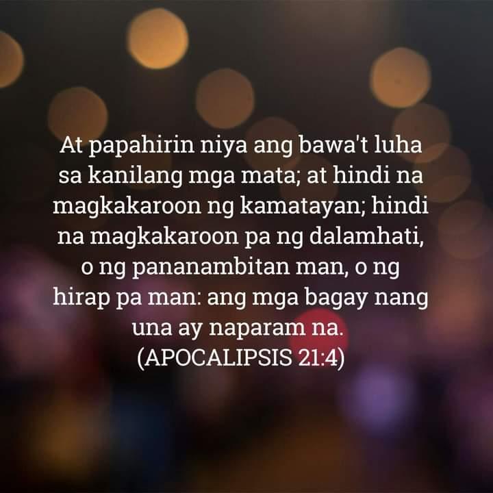 Apocalipsis 21:4, Apocalipsis 21:4