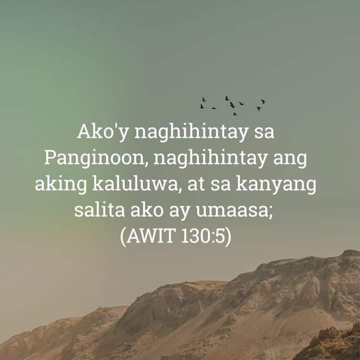 Awit 130:5, Awit 130:5