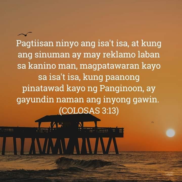 Colosas 3:13, Colosas 3:13