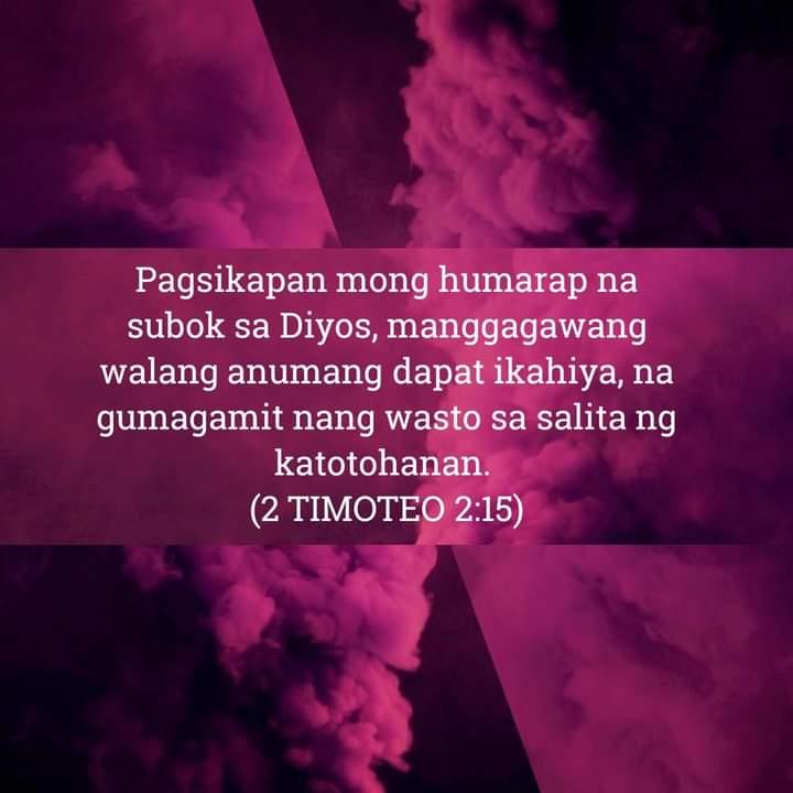 2 Timoteo 2:15, 2 Timoteo 2:15